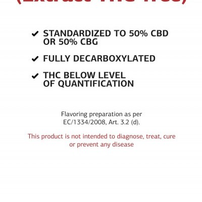 Cannabis Sativa Fraction (Extract THC free)